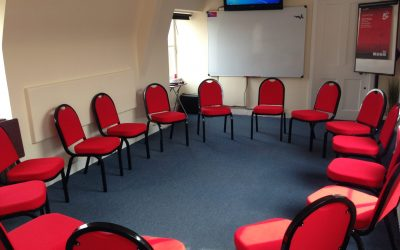 the-albany-centre-training-suite-Circle-layout-15-seats